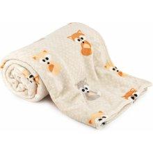 4Home deka Soft Dreams Little Fox 150 x 200