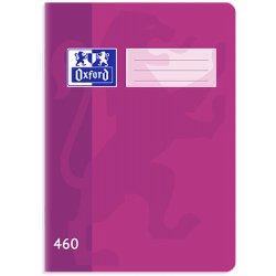 5f7b61bd6f OXFORD Školský zošit A4 460 čistý 60 listov CZ SK ružový od 1