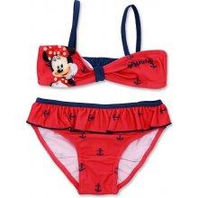 69df92e2b Setino dievčenské dvojdielne plavky bikiny Minnie Mouse Disney