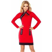 Dámske šaty Červené dámské šaty - Heureka.sk defaa1a48dd