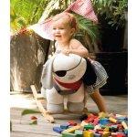TUC TUC luxusný hojdací pes Rocking Baby, kolekcia Piratas