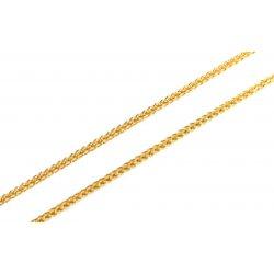 3f34d4f4c Zlatá retiazka Fox- líščí chvost 1,5 mm IZ9253 alternatívy - Heureka.sk
