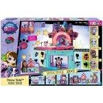 Hasbro Littlest Pet Shop PAWZA HOTEL STYLE SET