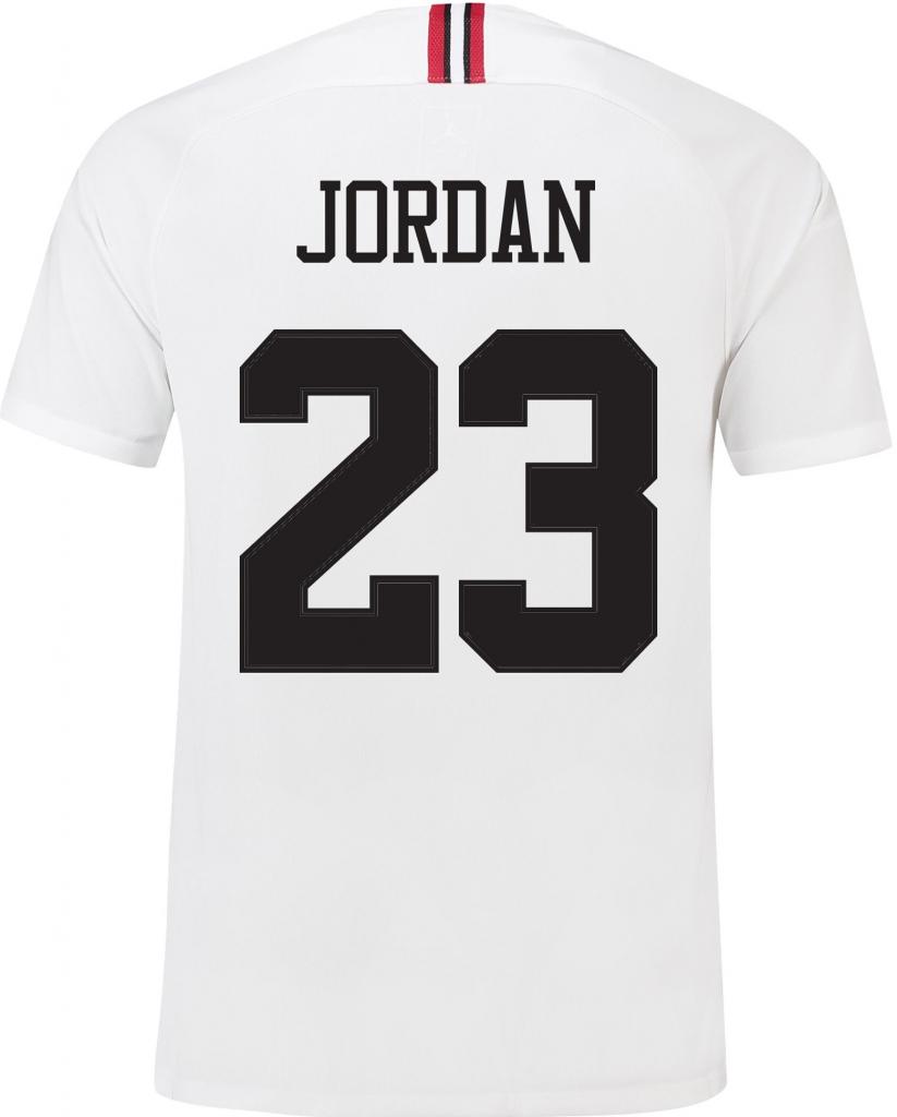 9ee376864c6c8 Nike Paris Saint-Germain FC PSG JORDAN dres pánsky 2018-2019 alternatívny