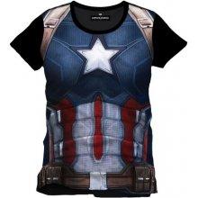 Captain America Civil War Cap Chest