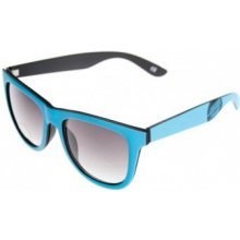 Santa Cruz Reverse Dot Sunnies cyan