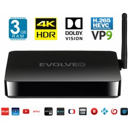 android tv box Evolveo MultiMedia Box M8