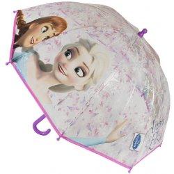13b810a843e50 Recenzie Disney Brand Detský dáždnik Frozen svetlo ružový - Heureka.sk
