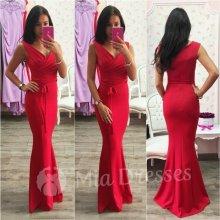 27307f553d0d Plesové šaty červená - Heureka.sk