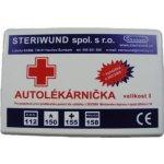 Autolekárnička Steriwund, plastová, 283/2009