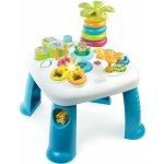Smoby 211067 Cotoons didaktický stolík s funkciami modrá