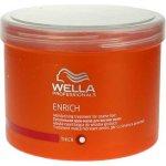 Wella Care3 Enrich Treatment Thick hydratačná maska na silné suché vlasy 500 ml
