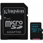 Kingston microSDXC 128GB UHS-I U3 SDCG2/128GB