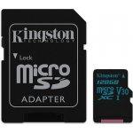 Kingston microSDXC 128GB UHS-I U3 SDCG2/128GB