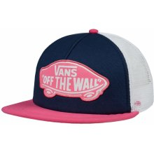 Vans Beach Girl Trucker camellia rose 16