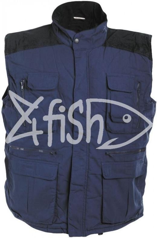 125905c42165 Rybárska bunda a vesta Vesta DELFIN na ryby - Zoznamtovaru.sk