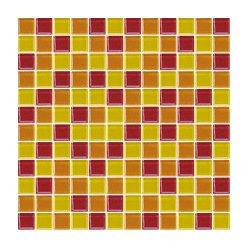 Premium Mosaic Mozaika Mix 2,5x2,5 cm - MOS25MIX7