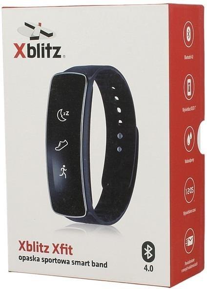 Inteligentné hodinky XBLITZ SPORTS XFIT