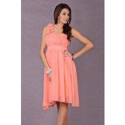 0f0057c3d3de EVA LOLA lososové šaty alternatívy - Heureka.sk