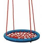 Woody Hojdací kruh 100cm červený