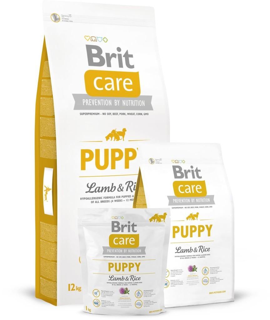 Brit Care Puppy Lamb & Rice 12 kg
