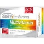 GS EXTRA STRONG MULTIVITAMÍN 30+10TBL