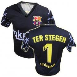 ffa22b089 Sp Fotbalový dres FC Barcelona Ter Stegen alternatívy - Heureka.sk
