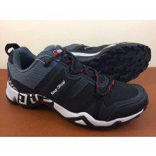 Pánska outdoorová obuv 3028M11 Čierna / Čierna