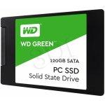 "WD 120GB, 2,5"", SSD, SATAIII, WDS120G2G0A"