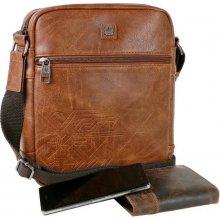 Gabol KURT taška na rameno 528911 hnedá 0224c18dc24