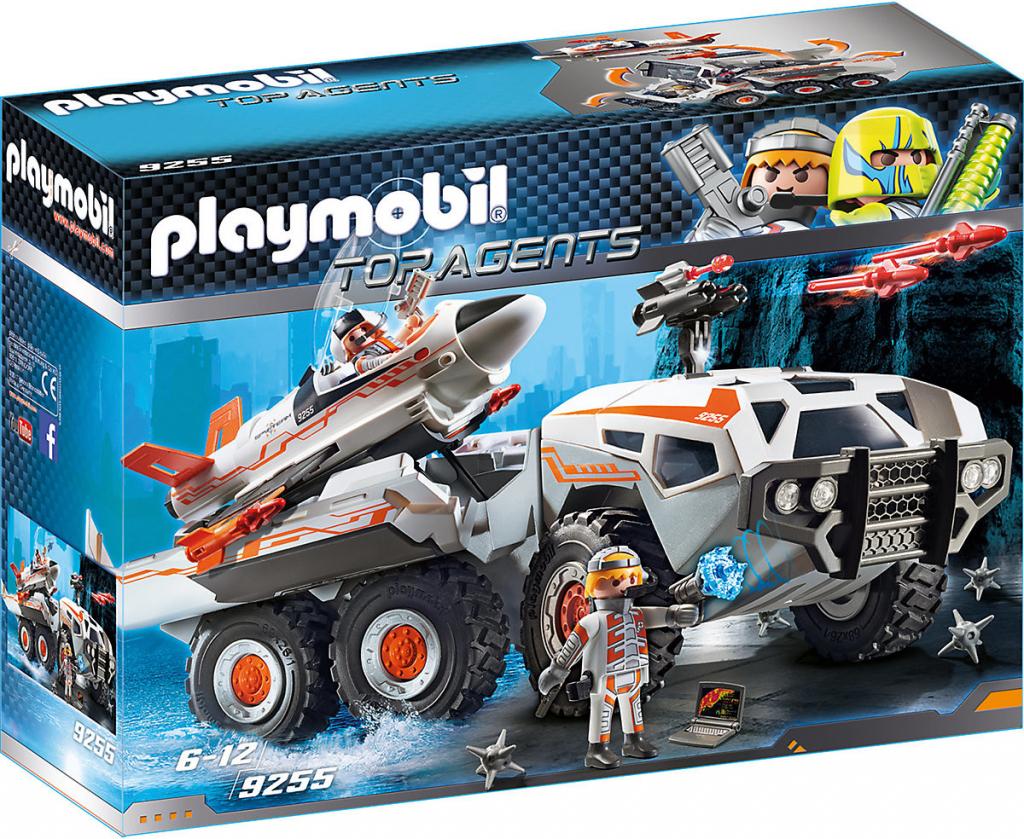 69cc5a60c Playmobil 9255 Spy Team bojový vůz od 51,95 € - Heureka.sk