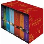 Komplet 7ks Harry Potter 1-7