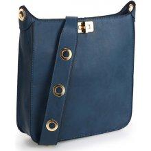 kabelka crossbody s otočným zámkom 38312caa393