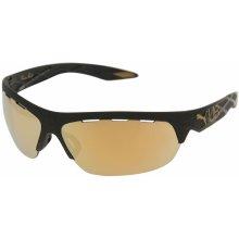 Puma Usain Bolt Wrap Sunglasses Black/Gold