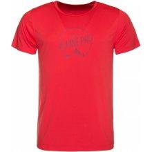 Alpine Pro CHAPPAL 2 Pánske tričko MTSG148475 purpurový plameň