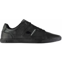 Lacoste Europa Trainers Black 278531