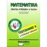 Matematika zbierka príkladov a testov 2015 Sadloňová Mária, Sadloň Michal