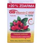 GS Vitamín C 1000 šípky 120 tabliet
