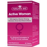 Natures Aid Active Woman tbl 60