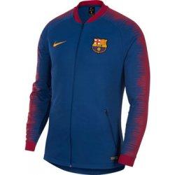 Nike FC Barcelona Pánska mikina tmavo modrá Galéria ... f95303f1843