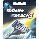Príslušenstvo k holiacím strojčekom Gillette