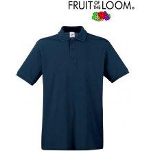 Fruit of the Loom PREMIUM POLO Deep Navy