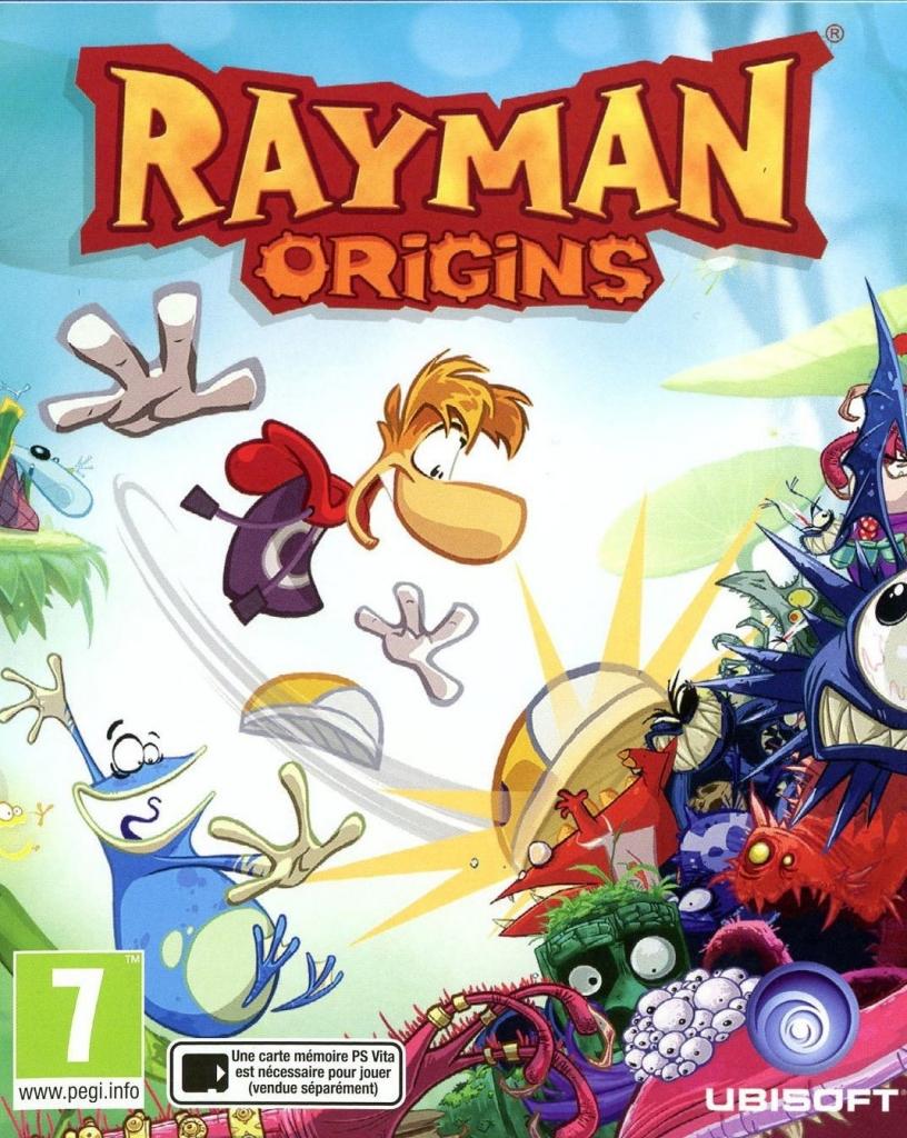 365f646d2 Rayman Origins od 6,54 € - Heureka.sk