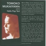 Hello Pop Tart - Tomoko Mukaiyama CD