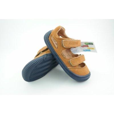Protetika Detské letné barefoot topánky Berg Beige
