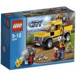 LEGO City 4200 Banský terénny voz