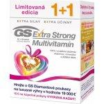 GS Extra Strong Multivitamín 100 tabliet