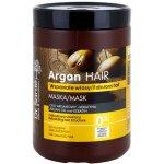 Dr. Santé Argan krémová maska pre poškodené vlasy (Argan Oil and Keratin, Intensive Care, Tree-Step Regeneration) 1000 ml