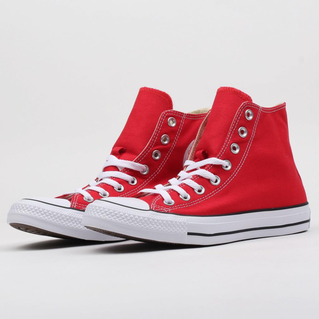 fdebc0e12c2fc Converse Chuck Taylor Classic Colors Red Hi RED od 42,00 € - Heureka.sk