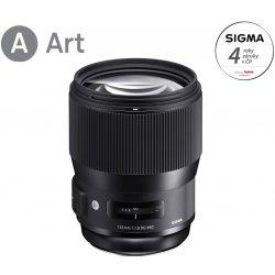 Sigma DG 135mm f/1,8 HSM Art N/AF